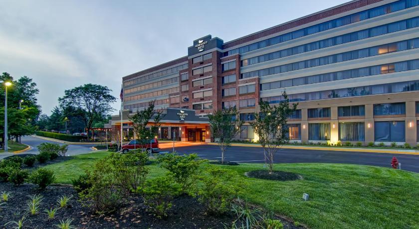 Homewood Suites By Hilton Gaithersburg Washington Dc North Gaithersburg Us