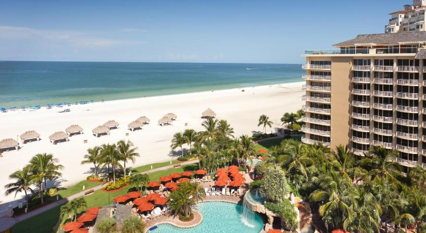 Marco Island Marriott Beach Resort, Golf Club And Spa Picture