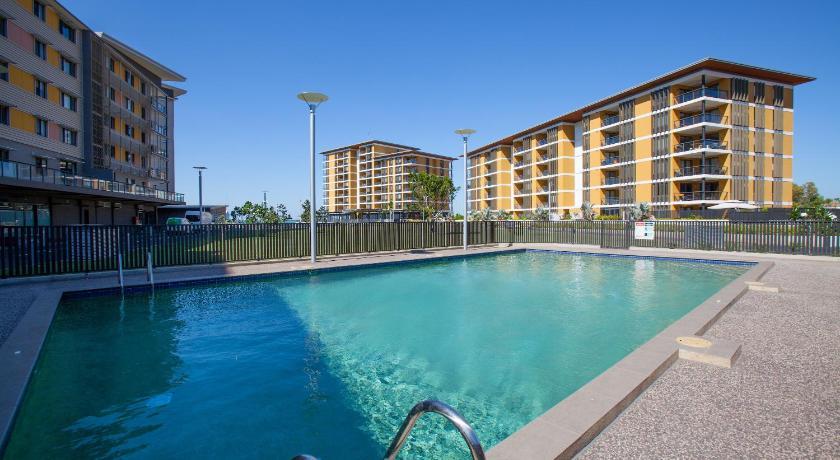 Apartment Darwin waterfront executive