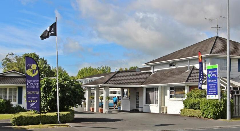 Boundary Court Motor Inn Hamilton New Zealand
