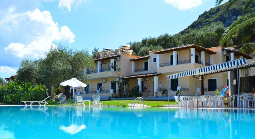 Rising Sun Apartments & Studios, Apartment, Benitses-Tsaki, Corfu, 49084, Greece