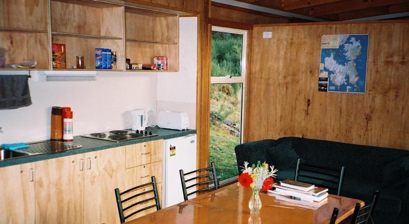 Campground Base Camp Tasmania