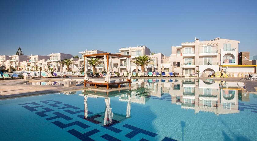 Santa Helena Beach Resort, Platani?s, Greece - Booking.com
