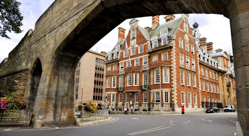 Grand Hotel And Spa York England