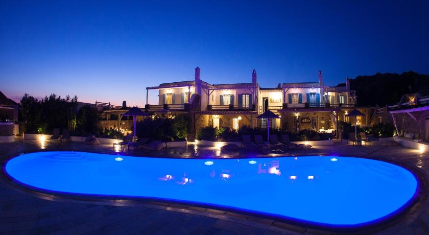 El Mar Estate & Villas, Villa, Agios Isidoros, Super Paradise Beach, 84600, Greece