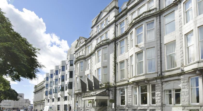 Mercure aberdeen caledonian hotel uk for 10 14 union terrace aberdeen ab10 1we