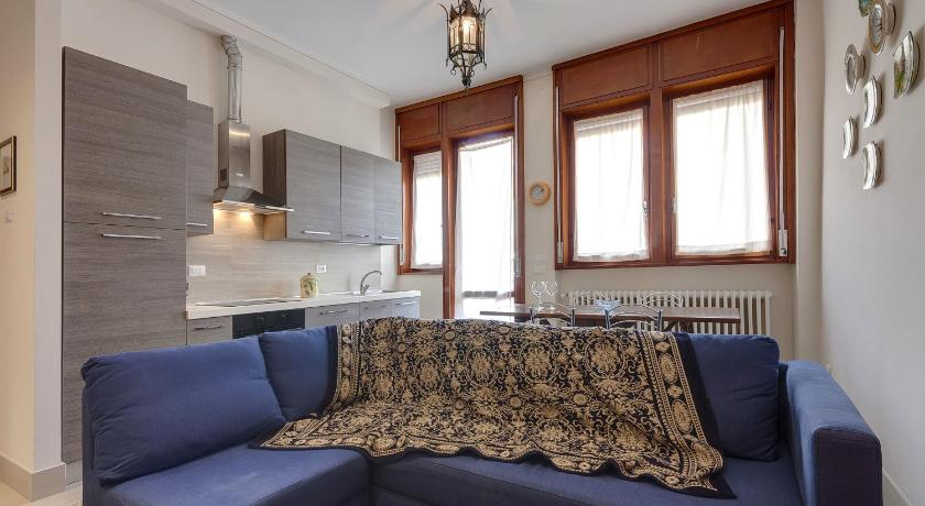 Apartment de 39 medici florence florence for Appart hotel florence