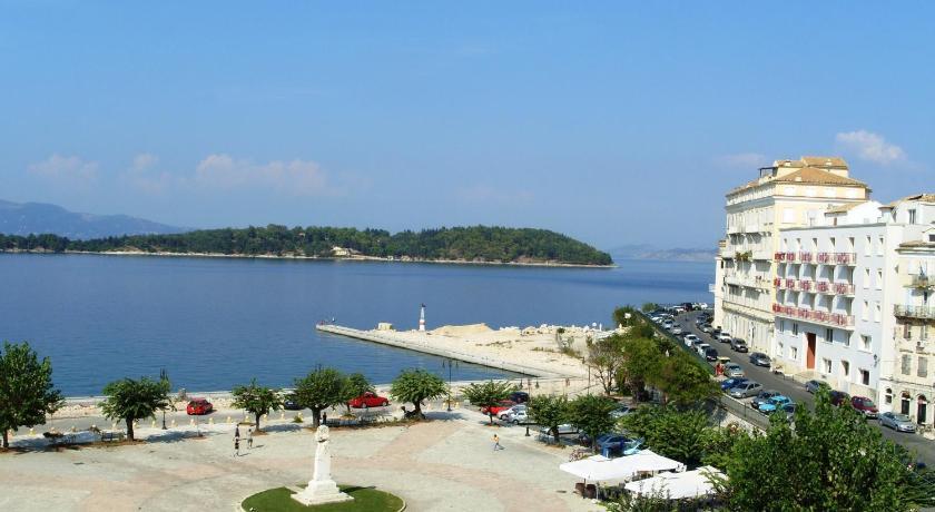 Konstantinoupolis, Hotel, K. Zabitsianou 11, Corfu Town, 49100, Greece