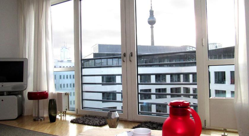 Suite Berlin am Hackeschen Markt in Berlin