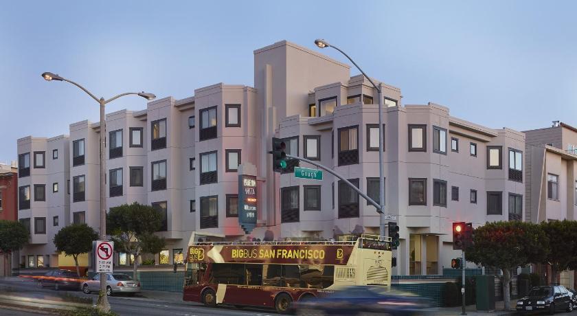Buena Vista Motor Inn San Francisco Ca