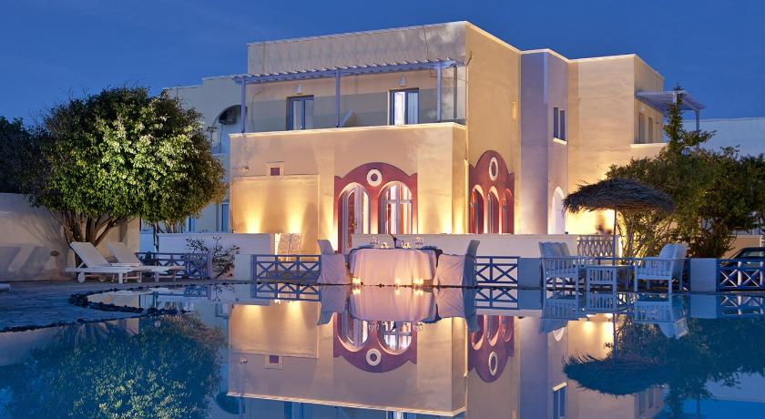 Acqua Vatos Hotel, Hotel, Central Road of Kamari Village, Santorini, 84700, Greece