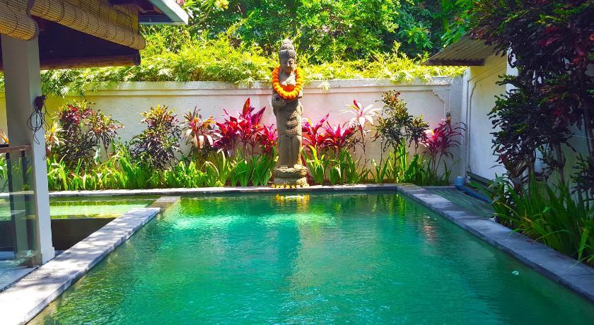 Villa Juada Garden Seminyak Indonesia