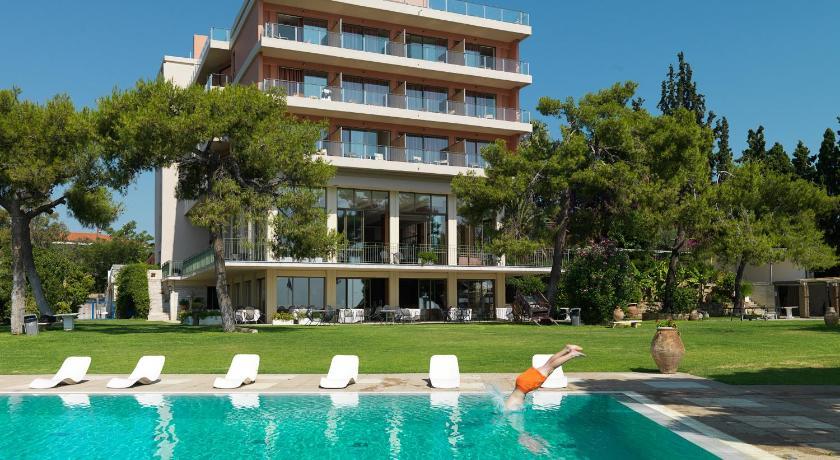 Kalamaki Beach, Hotel, Leoforos Korinthou - Epidavrou, Isthmia, 20100, Greece