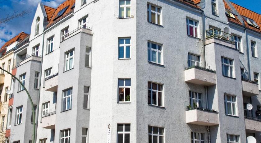 Berlin Hotel Rehberge Mitte
