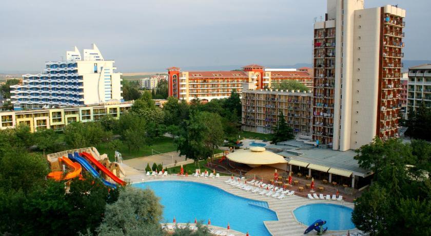 Sunny Hotel Sunny Beach Bulgaria Hotel Iskar Sunny Beach