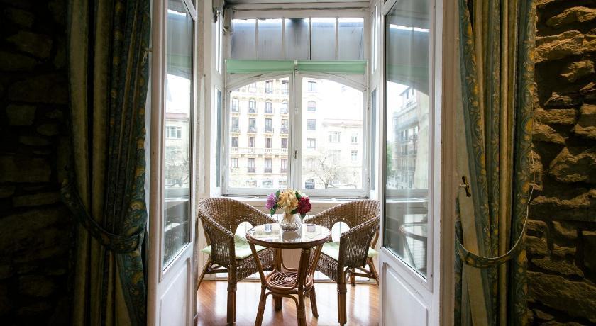 Onde ficar em San Sebastián