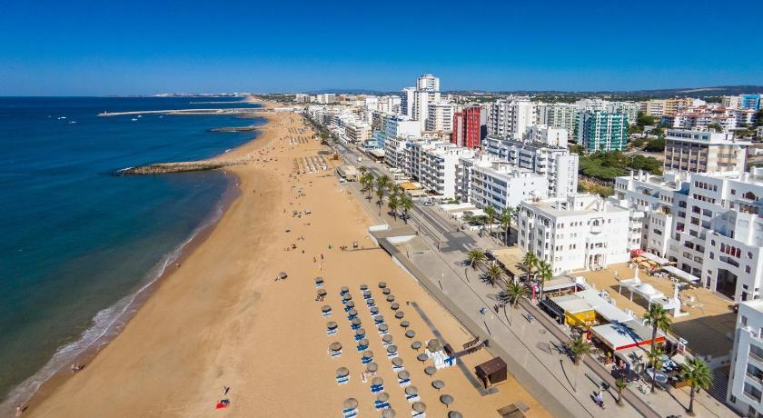 Hotel Atismar, Quarteira, Algarve, Portugal