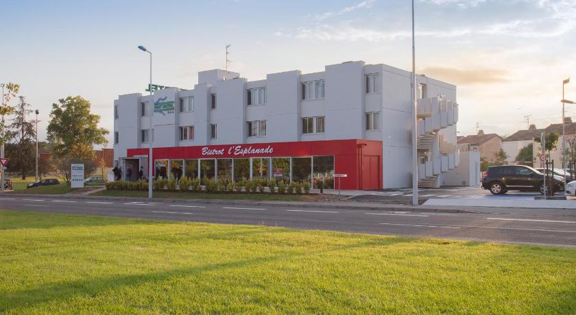 H tel brit toulouse colomiers france colomiers for Reservation hotel france
