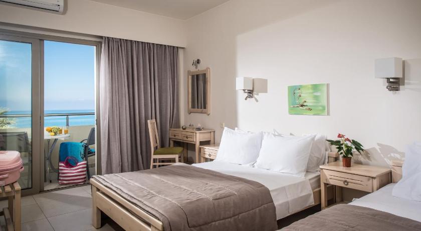 Malliotakis Beach Hotel, Hotel, Agiou Ioannou 6, Stalida, Heraklion Region, 70007, Greece