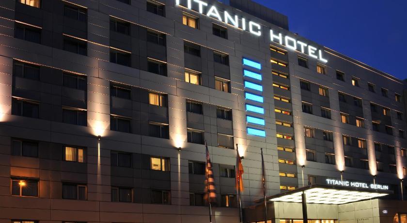 Berlin Hotel Titanic Comfort