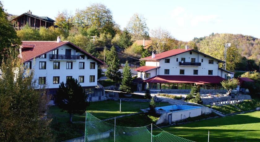Naoussa Mountain Resort, Hotel, Koutsoufliani, Agios Pavlos, Naousa, 59200, Greece