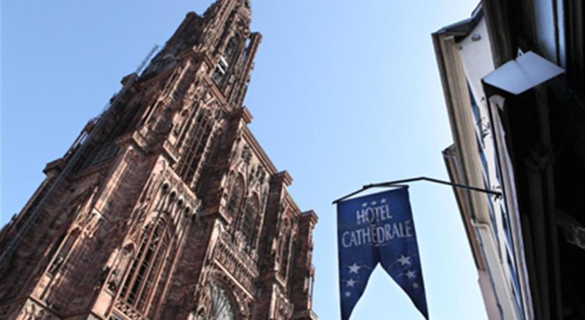Hotel Cathédrale (Frankreich Straßburg) - Booking.com