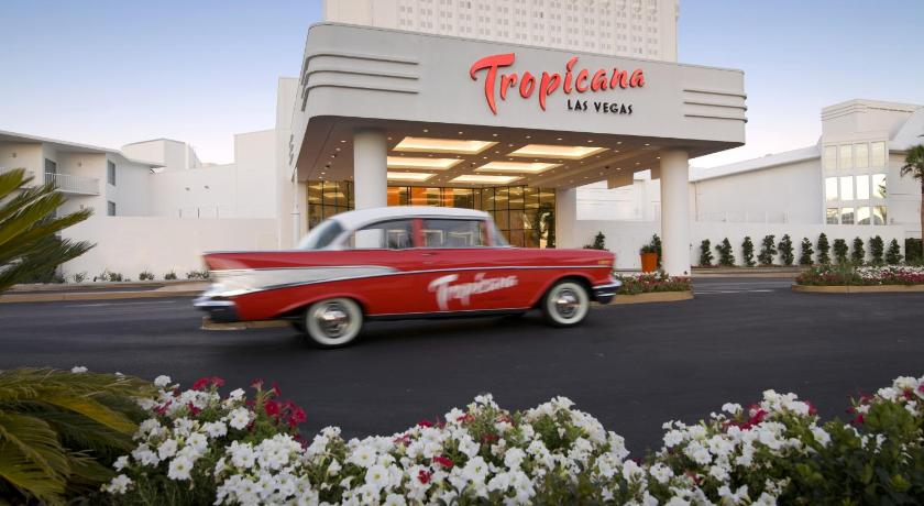 tropicana resort and casino las vegas