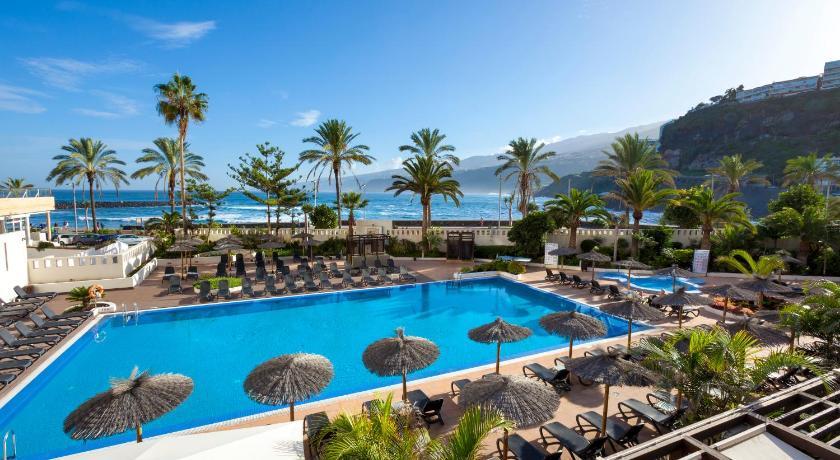 Hotel sol costa atlantis tenerife spanien puerto de la cruz - Hotel atlantis puerto de la cruz ...