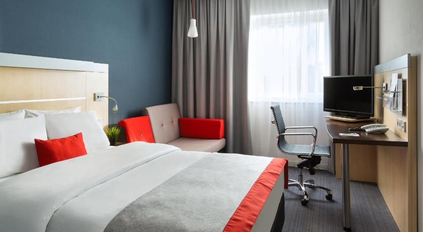 Hotel Frankfurt Holiday Inn Booking Com