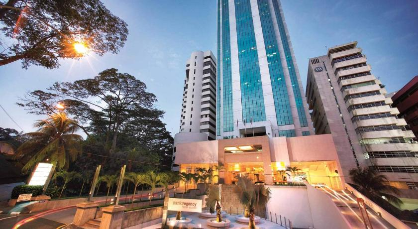 هتل پاسیفیک ریجنسی کوالالامپور مالزی