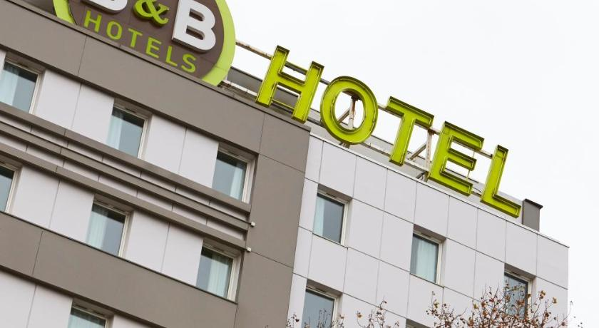 Top deals b b porte de la villette paris france for Hotel paris telephone