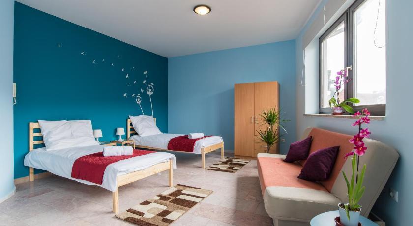 Zen House, petit hôtel au calme à Budapest