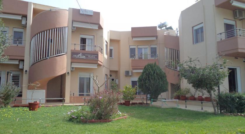 Melia Studios, Hotel, Agioi Apostoloi, Kato Daratso, 73100, Greece