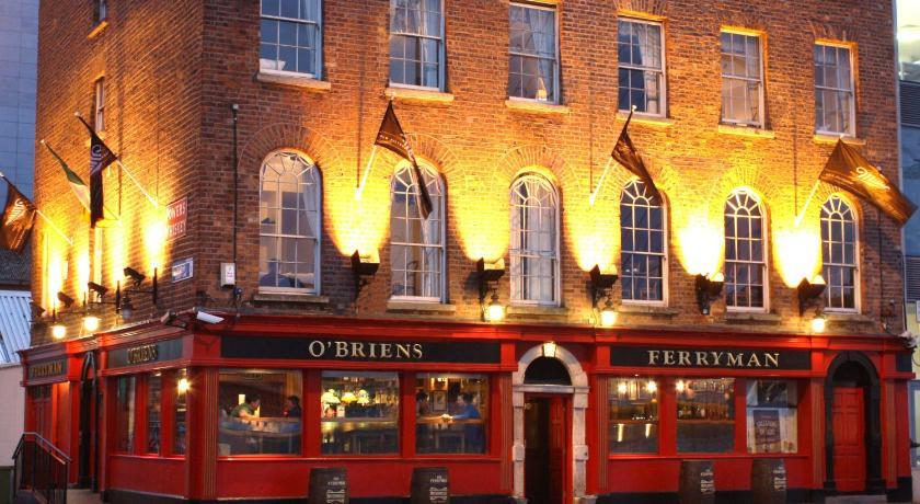 The Ferryman Townhouse (Dublin)
