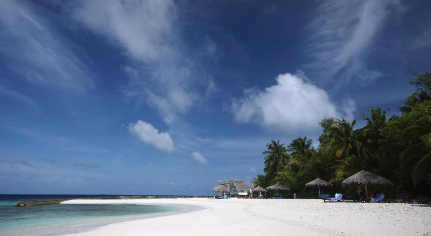 пляж в Ellaidhoo Maldives by Cinnamon