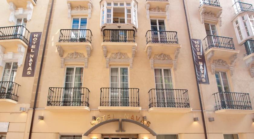 スペイン,グラナダ,ホテル ナバス(Hotel Navas)