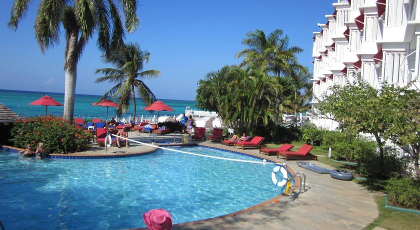 Hotel Decameron Montego Bay Jamaica