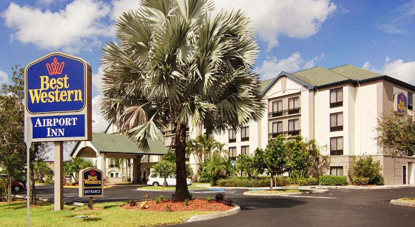 Best Western Airport Inn Fort Myers Picture