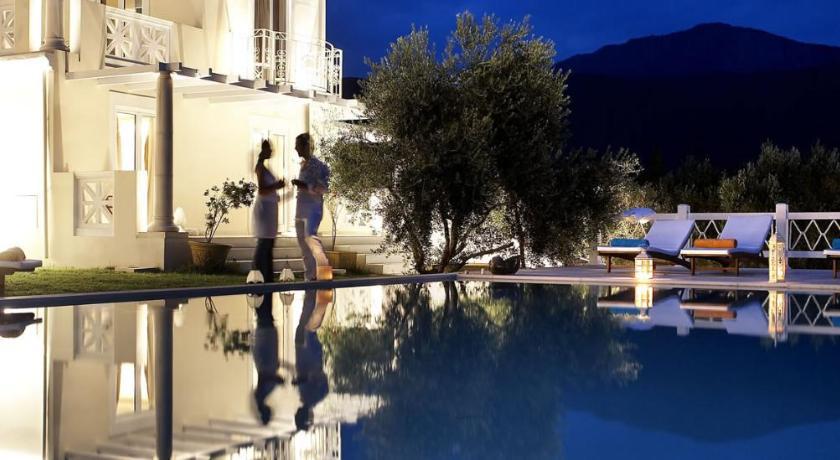 Castello Di Vista, Hotel, Kato Korakiana, Corfu, 49083, Greece