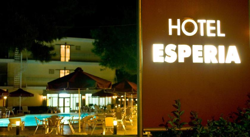 Esperia, Hotel, 2 Kastrakiou and Nafpliou,Tolon, 21056, Greece