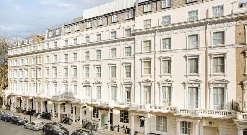 Queens park hotel london uk for 48 queensborough terrace bayswater westminster london w2 3sj