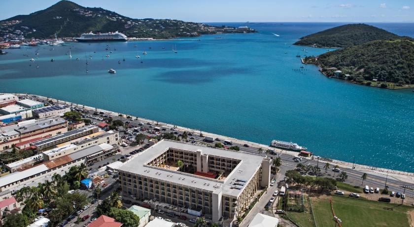 st thomas hotels