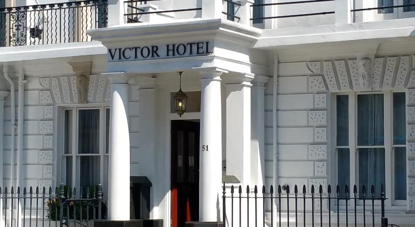 Victor Hotel Bed And Breakfast London