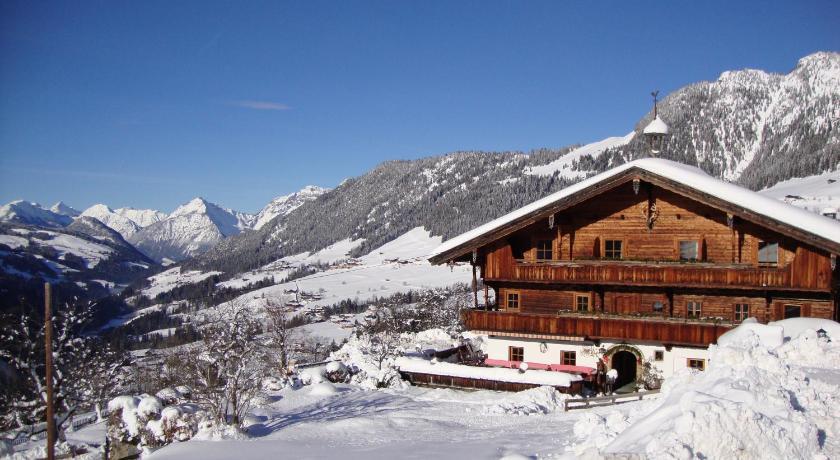Alpengasthof Rossmoos (Alpbach)