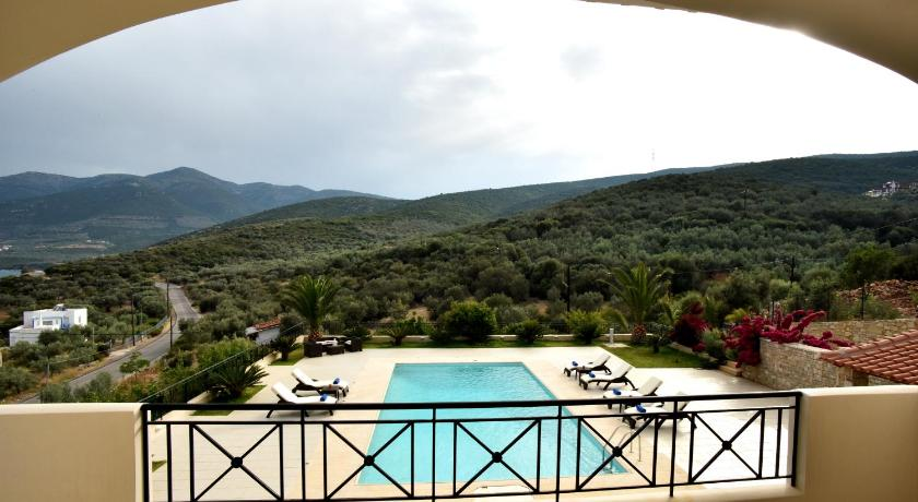 Villa Merika, Villa, Eparchiaki Odos Kiveriou - Astrous, Voria Kinouria, 22001, Greece