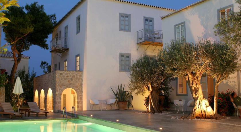 Orloff Resort, Hotel, Palio Limani , Spetses, 18050, Greece