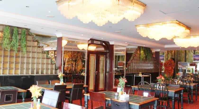 هتل رویال گاردن دبی