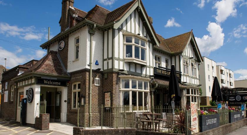Red Lion Hotel London Road Portsmouth