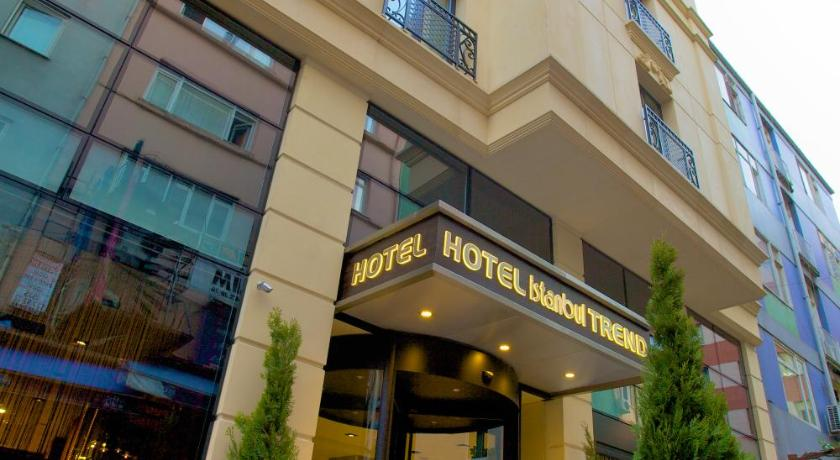 Hotel istanbul trend istanbul turquie for Hotels in istanbul laleli