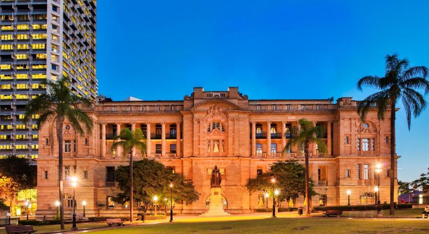 Treasury Casino & Hotel Brisbane